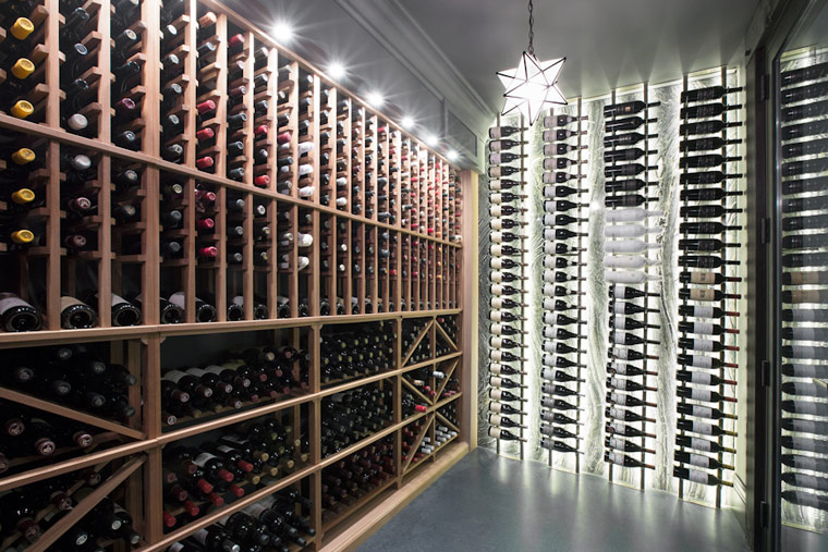 Build Uncommon Wine Rooms
